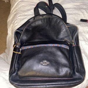 Coach book bag